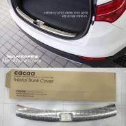 Накладка на дверь багажника. Hyundai Santa Fe