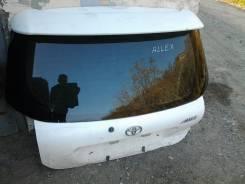 Спойлер. Toyota Allex