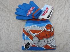 Шапка и перчатки. Рост: 86-92, 92-98 см