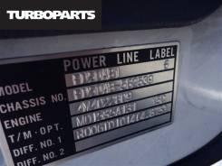 Мост. Mitsubishi Canter, FD50AB Двигатель 4M40