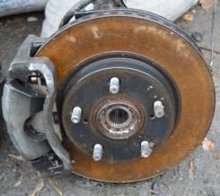 Диск тормозной. Toyota Corolla, 10, 17, 18, ZRE151 Двигатель 1ZRFE