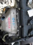 Двигатель в сборе. Nissan Liberty, RM12 Двигатели: QR20DE, QR20