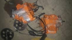 Топливный насос высокого давления. Nissan Elgrand, AVE50, AVWE50 Nissan President, 250 Двигатель QD32ETI