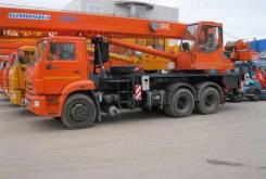 Клинцы КС-55713-1К-3. Автокран 25 тонн КС 55713-1К-3 Камаз-65115, 3 000 куб. см., 25 000 кг., 25 м.
