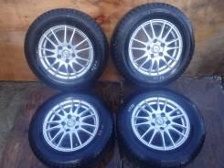 Колеса ZACK R15 5х114.3. 6.0x15 5x114.30 ET38
