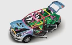 Детали кузова. Honda