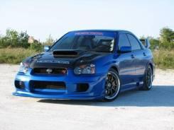 Бампер. Subaru Impreza, GG, GD. Под заказ