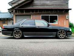 Обвес кузова аэродинамический. Nissan Laurel. Под заказ