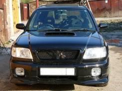Решетка радиатора. Subaru Forester, SF5. Под заказ