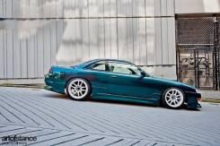 Обвес кузова аэродинамический. Nissan Silvia, S14. Под заказ