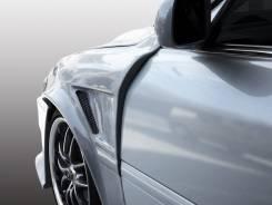 Передние крылья Stage 21 +55 mm для Toyota Chaser 100 кузов. Toyota Chaser. Под заказ