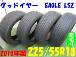 Goodyear Eagle LS 2. Летние, 2010 год, износ: 10%, 4 шт