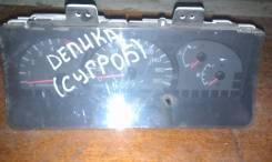 Панель приборов. Mitsubishi Delica