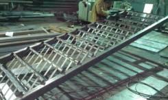 Изготовление металлоконструкций. Под заказ