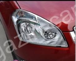 Накладка на фару. Nissan Dualis Nissan Qashqai