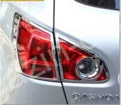 Накладка на стоп-сигнал. Nissan Dualis, KJ10, KNJ10, J10, NJ10 Nissan Qashqai Двигатель MR20DE