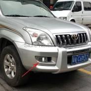 Ободок противотуманной фары. Toyota Land Cruiser Prado