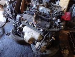 Двигатель F20B в разборе