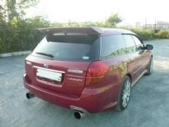 Спойлер. Subaru Legacy, BP Subaru Outback, BP