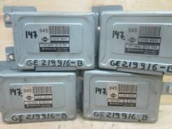 Блок управления автоматом. Nissan Cube, AZ10, Z10 Nissan March Box, WAK11 Nissan March, AK11 Двигатели: CGA3DE, CG13DE