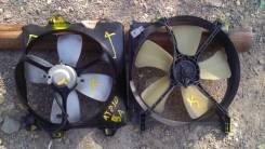 Вентилятор охлаждения радиатора. Toyota Carina, ST215, AT210, AT211, AT212, AT211G Toyota Caldina, ST215, AT211G, AT211 Двигатель 7AFE