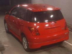 Дверь багажника. Toyota ist, NCP65, NCP61, NCP60 Двигатели: 1NZFE, 2NZFE