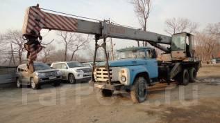 ЗИЛ 133ГЯ. Продается Автокран во Владивостоке., 11 000 куб. см., 10 000 кг., 15 м.