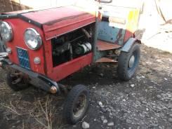 Самодельная модель. Продается самодельный трактор, 250 куб. см.