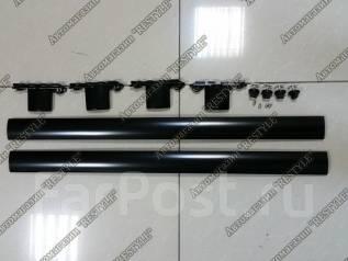 Минидуги для багажного бокса. Toyota Vanguard, GSA33W, ACA38W, ACA33W Двигатели: 2AZFE, 2GRFE