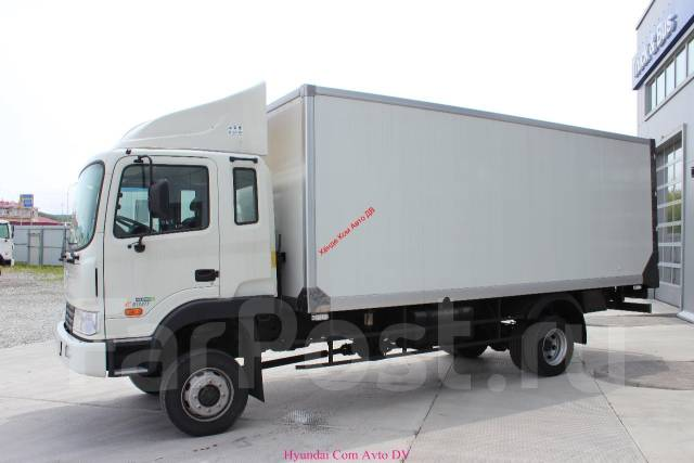 Hyundai HD120. Абсолютно новый грузовик Hyundai HD 120 4wd от официального дилера, 5 890 куб. см., 5 100 кг.
