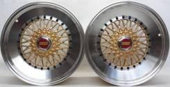 BBS Super RS. 8.0/9.0x17, 4x100.00, 4x114.30, ET32/28, ЦО 73,1мм.