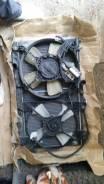 Радиатор охлаждения двигателя. Mitsubishi Legnum, EC5W Mitsubishi Galant Двигатель 6A13