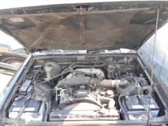 Двигатель 1KZ Toyota Hilux Surf KZN130W 1994