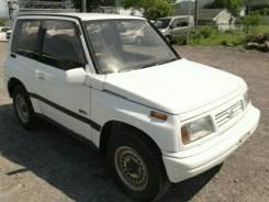 Suzuki Escudo. TA01W, G16A