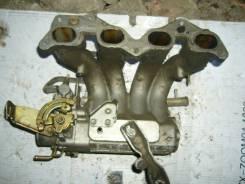 Коллектор впускной. Toyota Starlet, EP85 Двигатель 4EFE