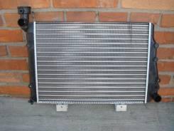 Радиатор охлаждения двигателя. Лада: 2106, 2107, 2101, 2105, 2102, 2103, 2104
