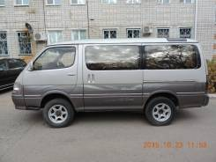 Toyota Hiace. KZH106G
