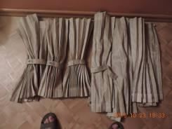 Продам родные шторки на ниссан караван 1995г-1997г на все окна