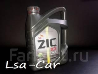ZIC. Вязкость 5W-30, синтетическое