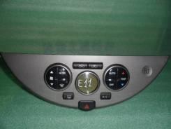 Блок управления климат-контролем. Nissan Note, E11
