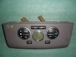 Блок управления климат-контролем. Nissan Tiida, C11