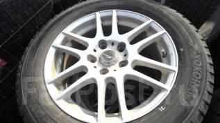 Light Sport Wheels LS 215. 6.5x16 5x114.30 ET53 ЦО 73,0мм.