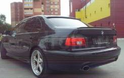 Спойлер на заднее стекло. BMW 5-Series