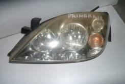 Фара. Nissan Primera, P12