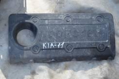Защита двигателя пластиковая. Kia Sorento, XM Двигатель G4KE