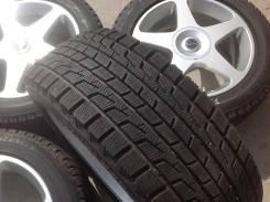 Bridgestone Blizzak Revo1. Зимние, без шипов, 2010 год, без износа, 4 шт