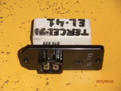 Сопротивление мотора отопителя. Toyota Tercel, EL45, EL43, EL41