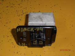 Сопротивление мотора отопителя. Toyota Hiace