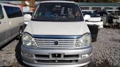 Уплотнитель двери багажника. Toyota Regius, RCH47W Двигатель 3RZFE