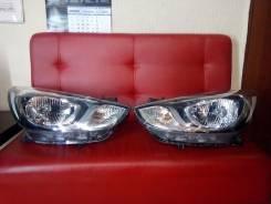 Фара. Hyundai Accent, Sedan